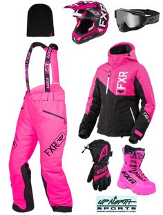Womens Snowmobile Suits >> 49 Best Women S Snowmobile Clothing At Up North Sports Images In