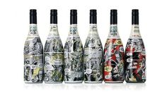 Packaging of the World: Creative Package Design Archive and Gallery: Holy Water Label