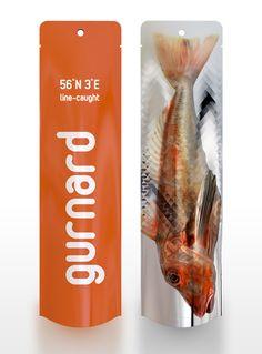 Fresh Fish packaging | Designer: PostlerFerguson