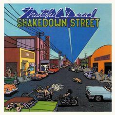 grateful dead- shakedown street - 1978