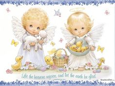 ANGELS WITH WINGS......