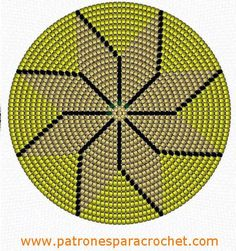 Risultati immagini per mochila bag crochet pattern free Tapestry Crochet Patterns, Crochet Quilt, Crochet Stitches Patterns, Crochet Chart, Bead Crochet, Crochet Motif, Beading Patterns, Stitch Patterns, Mochila Crochet