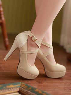 Cutest high heels ever