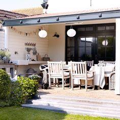 DESDE MY VENTANA: UNA CASA DE VERANO EN HOLANDA / COASTAL HOUSE IN HOLLAND