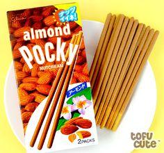 Japanese Pocky   Japanese Pocky - Almond Nutcream