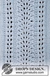 Bildergebnis für schal stricken lace anleitung