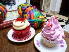 Yarn and muffins :D Muffins, Desserts, Food, Chicken, Tailgate Desserts, Muffin, Deserts, Eten, Postres