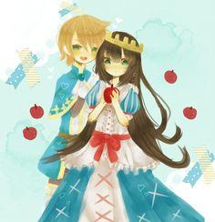 Tags: Anime, Fanart, Snow White and the Seven Dwarfs, Sound Horizon, Pixiv