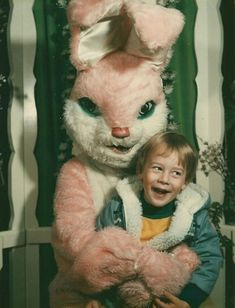 Creepy Easter Bunnies From Hell