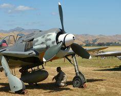 Fw-190 (replica?)