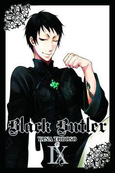Black Butler Vol. 9