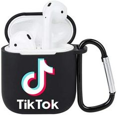 Bluetooth, Wireless Earbuds, Cute Ipod Cases, Iphone Cases, Funda Tpu, Cute Headphones, Brooklyn And Bailey, Accessoires Iphone, Air Pods
