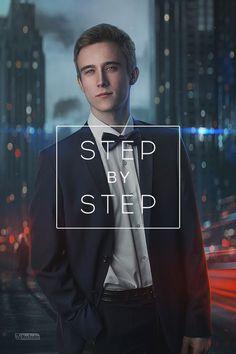 Night Classic / step by step gif by maxasabin.deviantart.com on @DeviantArt