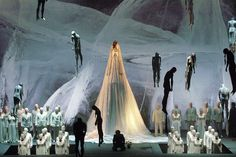 Orfeo ed Euridice, Teatro Comunale of Bologna, Co-production Opéra Orchestre national de Montpellier, 2007/2008