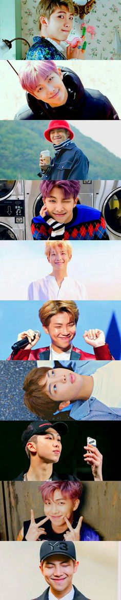 Kim Namjoon appreciation post: Namjoonie, you cute little thing, you deserve the friggin world! You're a great leader and we so much love and appreciate you. You're so very handsome and you be killing me boy when you be looking fine as hell. You're so talented and I'm glad that we've got you as our leader. Love youuu <333