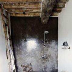 Rustic Bathroom by Benedikt Bolza