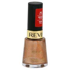 Revlon Metallic Nail Enamel, Copper Penny 932, 0.5 fl oz (14.7 ml)