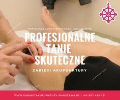Akupunktura to tania, skuteczna, a przede wszystkim bezpieczna metoda wspomagania naturalnego zdrowia.