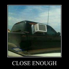 Redneck Humor: Cool transportation? Must be a guy thing!