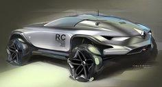 """359 Me gusta, 3 comentarios - Car_Design_Concept (@car_design_concept) en Instagram: """"RENAULT RC CAR DESIGNED BY @farzinnimaa ➖➖➖➖➖➖➖➖➖➖➖➖…"""""""