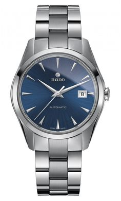 Rado Watch Hyperchrome Titanium L #add-content #basel-16 #bezel-fixed #bracelet-strap-synthetic #brand-rado #case-depth-11-2mm #case-width-43mm #date-yes #delivery-timescale-call-us #dial-colour-blue #gender-mens #luxury #movement-automatic #new-product-yes #official-stockist-for-rado-watches #packaging-rado-watch-packaging #style-dress #subcat-hyperchrome #supplier-model-no-r32115213 #warranty-rado-official-2-year-guarantee #water-resistant-50m