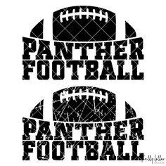 Football Shirt Designs, Football Mom Shirts, Football Cheer, Panthers Football, Football Quotes, Football Boys, Sports Shirts, Football Locker Signs, Football Posters