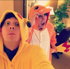Philachu and Danmander <3 (not music, but oh well :)