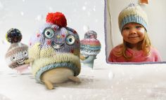 How cute is Mia Stitch?!!! Isn't she as cute as a button? Let us know what you think! :)