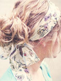 Lillian Headband - Violette Field Threads - 1