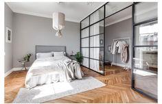 Sovrum + closet