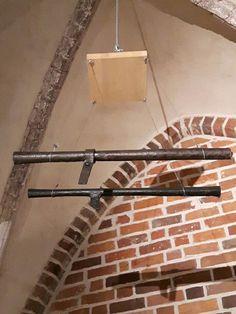 Arkebuse, 15./16. Jahrhundert, Regionalmuseum Neubrandenburg