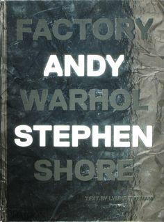 SHORE, STEPHEN: Factory.