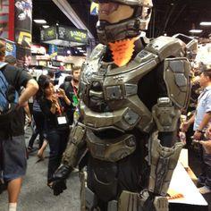 Master chief Halo 4