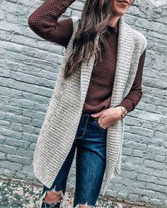 @prettyinthepines layering LOFT cozy sweaters