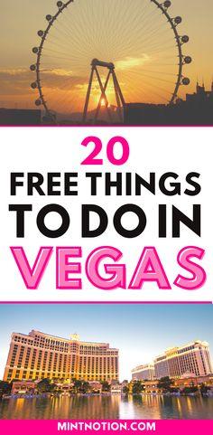 Las Vegas Sign, Visit Las Vegas, Vegas Vacation, Las Vegas Trip, Las Vegas With Kids, Las Vegas Photos, Vegas Strip, Free Fun, Free Things To Do