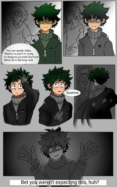 """The end of Part One of """"The Dangerous Game"""" series ripped out my heart and stomped on it. Deku finally revealing himself. Oh man, so good. If you haven't read it, GO FORTH! (And sorry for this spoiler if that's the case. My Hero Academia Shouto, Hero Academia Characters, Anime Soul, Anime Art, Villain Deku, Disney Animated Movies, Rwby, Haikyuu, Chibi"""