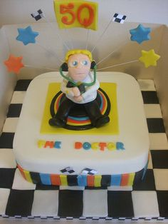 #valentinorossi - #cake - the doctor