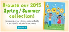 Award-winning children's books, CDs and gifts :: Barefoot Books Summer 2015, Spring Summer, Barefoot Books, Award Winning Books, Childrens Gifts, Book Gifts, Children's Books, Summer Collection, Gifts For Kids