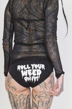AssTray Panty