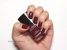 The Beauty Look Book: Chanel Emprise, Fracas and Accessoire Le Vernis for Spring 2013