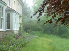"""Gardening, says Pentreath, is about looking forward. """"As I am enjoying the garden one minute, I am in the back of my mind considering—what would I be doing differently? What new planting do I need to consider? What's working, and what's not?"""" he says. -- June 2012"""