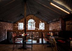 Rustic Atmospheric Bars Image 10