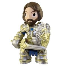 Funko Mystery Minis Warcraft King Llane Wrynn Figure