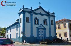 Igreja de Nossa Senhora do Rosário - Bananal - SP - Brasil