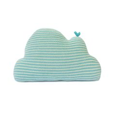Cloud Pillow - fun, whimsical decor for the nursery or kids room!