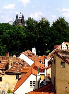 Novy Svet, Prague