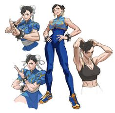 Discover recipes, home ideas, style inspiration and other ideas to try. Street Fighter Characters, Street Fighter 2, Female Characters, Anime Characters, Sakura Street Fighter, Female Character Design, Game Character, Character Concept, Concept Art