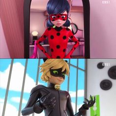 first receiving miraculouses