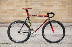 Death Spray Custom Track Bike - From Prolly is not probably's top 10 beautiful bicycles of 2013