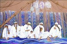 Modern Interpretations of Persian miniature paintings,by Feeroozeh Golmohammadi, Iran.